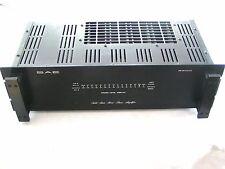 Sae 2200 Power Amplifier original owner original receipt