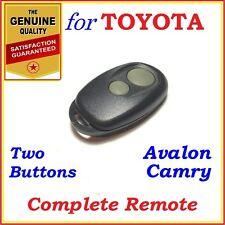 Fit Toyota Camry Avalon complete Remote Two Buttons - Year 2000 - 2006