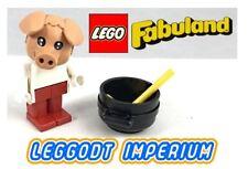 LEGO Fabuland Peter Pig - Vintage Complete Rare Set 3703 Minifig FREE POST