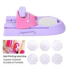 Professionnel Nail Art Machine d'impression de modèle Nail Art Stamper Printer