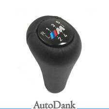 Pommeau Levier de Vitesse Noir 5 Vitesse Pour BMW M E30 E34 E36 E39 E46 M TECH