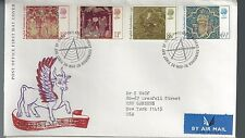Uk 1976 Fdc Christmas Issue