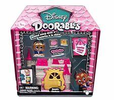 New! Disney Doorables Beast's Chateau Mini Playset W/Exclusive Beast Figure