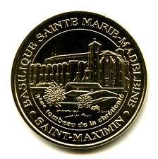 83 SAINT-MAXIMIN Basilique, 2018, Monnaie de Paris
