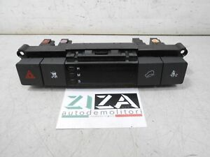 Push-Button Middle Display Chevrolet Captiva 2008 96628249