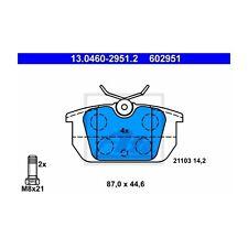Bremsbelagsatz Scheibenbremse ATE 13.0460-3010.2