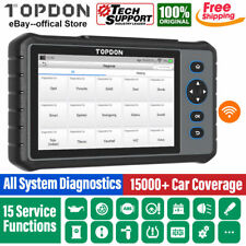 TOPDON AD800 OBD2 Scanner Auto Diagnostic Tool Code Reader All System IMMO TPMS
