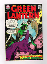Green Lantern #57 (V1): Silver Age Grade 8.0 Find Featuring Major Disaster!