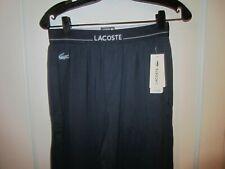 Lacoste SZ L Mens Indigo Sleepwear Lounge Pants NWT