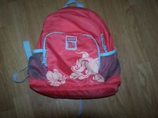 Puma Tom & Jerry Backpack Pink Bag Rucksack