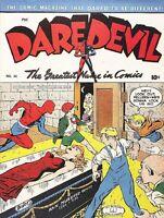 COMICS HOUSE DAREDEVIL COMICS 125 ISSUES ON DVD