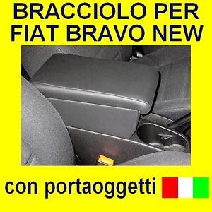 BRACCIOLO per FIAT Bravo New -appoggiabraccio, armrest armlehne - vedi tappeti