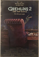 "GREMLINS 2 Original 27"" X 40"" Double Sided/Rolled Movie Poster -1990"