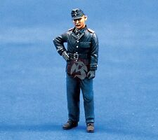 Verlinden 1/35 Michael Wittmann German Waffen-SS Tank Ace WWII Resin Figure 770