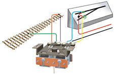 Peco PL-15 Twin Microswitch for fitting to PL-10 series turnout motors