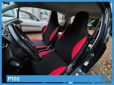 VW Up SEAT MII SKODA CITIGO misura rivestimenti coprisedili conducente /& passeggero p104
