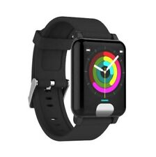 E04 Health Smart Watch - ECG Blood Pressure & Heart Rate Monitor iOS & Android