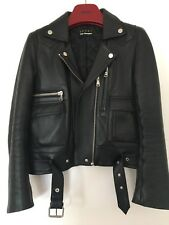 Blouson perfecto Cuir THE KOOPLES veste -  T. 0 /  XS / 34-36 Leather Jacket
