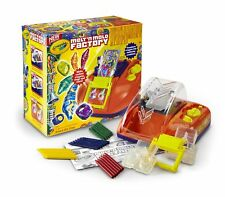 Crayola Colorful Wax Mold Melt Factory 74-7060 New Crayons Crayon Maker Creative