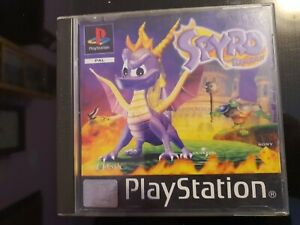 Lotto ps1 Spyro the dragon PAL ITA RARISSIMO PS2 PS3 NO PS4 PRIMA STAMPA 🇮🇹