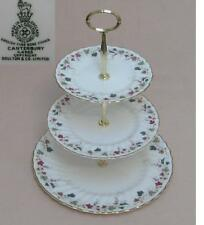 "Royal Doulton ""Canterbury"" THREE TIER CAKE STAND"