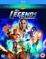 DC's Legends of Tomorrow: Season 3 [Blu-ray] [2018] [DVD][Region 2]