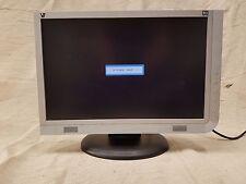 "V7 L19WD 19"" pantalla ancha LCD Monitor con altavoces integrados"