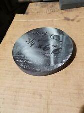 304 Stainless Steel Round 6 Diameter X 34 Long Lathe Stock
