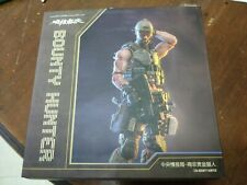 Joy Toy Hardcore Coldplay 1:18 Scale - CIA South African Bounty Hunter