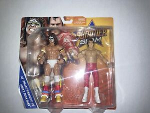 Summer Slam 2017 Ultimate Warrior & Honky Tonk Man 2 pack WWF battlepack