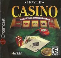 Hoyle Casino Sega Dreamcast Game Used