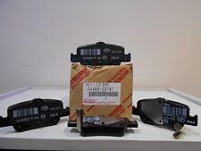 2011-2014 Jap Version Totota Corolla Altis Auris Rear Genuine Oem  Brake Pads