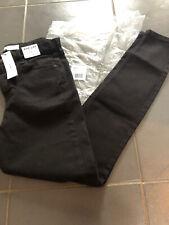 Topshop Black Jamie Skinny Jeans Brand New With Tags  - W30 L34 - UK 12