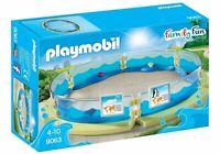 Playmobil 9063 Aquarium Enclosure Sea Life Zoo