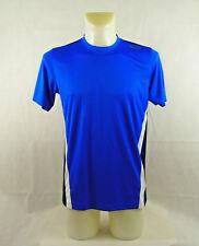 Herren Funktions T-Shirt Mens Running Top von Reebok Gr. S blau mit Playdry NEU