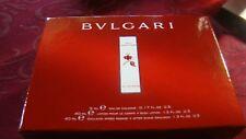 Bvlgari Eau Parfumee Au the Rouge Cologne Lotion After Shave Set