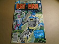 BATMAN #308 Mr Freeze DC Comics 1979 VF