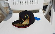 ADIDAS ORGINALS RASTA BASEBALL CAP - BNWT - VERY RARE