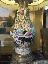 Vase Canton XIX°
