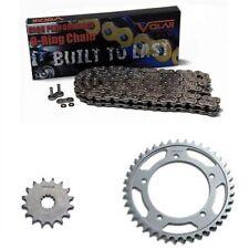 2003-2005 Yamaha YZF R6 O-Ring Chain and Sprocket Kit - Nickel