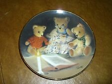 Franklin Mint, The Story Hour Plate, Ltd. Edition, Numbered, Excellent!