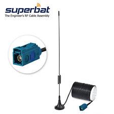 5dBi DVB-T2 ATSC TV Fakra Z Magnetic Base Antenna for Car DVD Stereo Head Unit