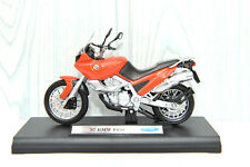 MOTO BMW F650 1997 WELLY ORANGE N° 12144 -PW SUPERBE !