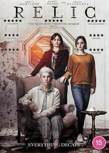 Relic DVD (2020)