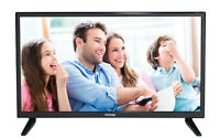 Denver LED-3268 32 Zoll HD-Ready LED TV Fernseher Triple-Tuner DVB-T2 -C -S2 Ci+