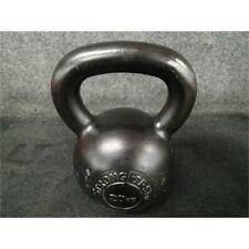 Strong First 44lb Kettlebell Cast Iron Black 20kg*