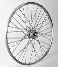 "28"" Vorderrad Laufrad Rad 28 Zoll 19-622 silber mit NEXUS Nabendynamo DH-C3000"