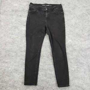 Old Navy Womens 14 Rockstar Skinny Stretch Jeans Cotton Blue Pants Juniors