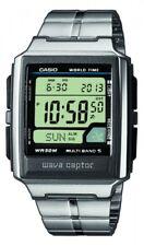 Casio Herrenuhr Uhr Funkuhr Funk Weltzeit Licht Alarm 5 Bar WV-59DE-1AVEF