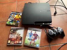 SONY PLAYSTATION 3 PS3 PERFETTAMENTE FUNZIONANTE